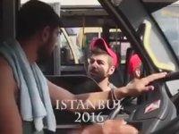 Suriyelilerin Skeç Çekmesi
