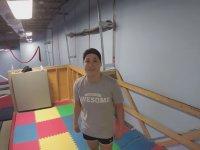 Yeni Spor Türü Trambolin Duvarı