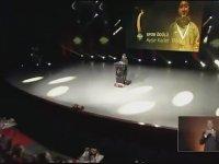İşitme Engelli Kayak Sporcusu Ayşe Kader Yavuz'un Konuşması