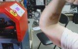 Rus İşi Laser Dövme Makinesi