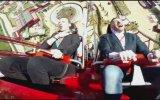 RollerCoaster'daki Adama Çarpan Kuşun Hazin Sonu