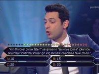 Milyoner'de Murat Yıldırım Sorunun Doğru Cevabını Söylemesi