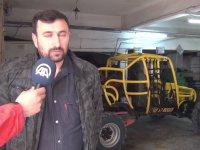 3 Şanzımanlı ve LPG'li Arazi Aracı Yapan Tornacı