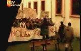 Sosyalist Öğrenci Eylemi Sahnesi  Atv 2007