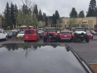 Aracını Yanlış Parkeden Sürücüye Verilen Ceza
