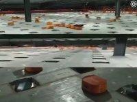 Günde 200000 Kargo Ayıran Robotlar