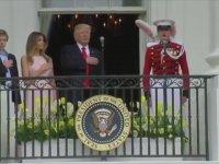 Trump'un Büyük Hata Yapmasını Önleyen Melania Trump