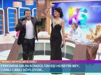 Fenomen Gelin Songül ve Eşi Hüseyin'den Şarkı