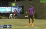 Tenis Maçı Sırasında Duyulan Sevişme Sesi