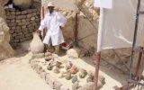Mezardan Çıkan 3 Bin 500 yıllık Firavun