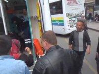 Otobüs Çarpan Adamın Eşi: Oh Olsun Ölsen Sevineceğim
