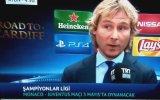 TRT Spor Spikerinin Nedved'le Akıllara Durgunluk Veren İtalyanca Röportajı
