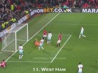 Zlatan Ibrahimovic'in Manchester United'da Attığı Tüm Goller