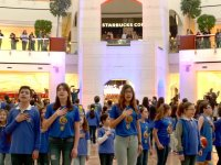 Işık Okulları - Işıklılardan Sürpriz Bayram Coşkusu
