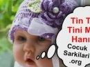 Tin Tin Tini Mini Hanım Çocuk Şarkısı (Şeftali Ağaçları)