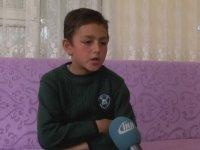 Havacı Komutan'a Mektup Yazıp Köyünden Uçak Geçirten Çocuk