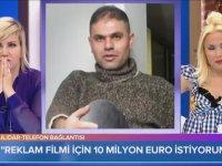 Canlı Yayın İçin 300 Bin Euro İstiyorum - Ajdar