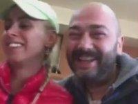 Niran Ünsal'ın Eşinden Nikah Masasında Buz Kestiren Espri