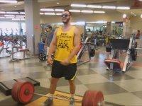 Beynindeki Sınırları Kaldır - 180 kg Deadlift