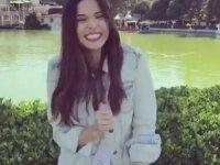 Larissa Gacemer'in Türk Vatandaşı Olma Sevinci