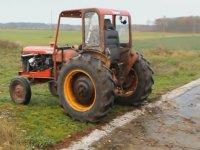 Turbolu Traktör