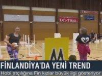 Finlandiya'da Yeni Trend - Hobi Atçılığı