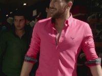 Sinan Çetinli Gömlek Reklamı