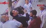 Balkondan Düşen Çocuğu Havada Yakalayan Esnaf