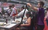 65 Metre Yükseklikte En Havalı Yemek  Antalya