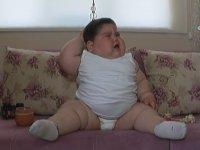 1,5 Yaşında 32 Kilo Bebek