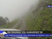 D915 - Dünya'nın En Tehlikeli Yolu