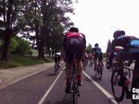 Drone'un Kurbanı Olan Talihsiz Bisiklet Yarışçısı!