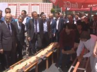 30 Metrelik Kebap İzdihamı - Adana