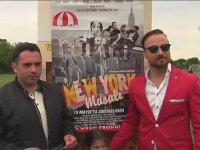 ABD'de Çekilen İlk Türk Filmi