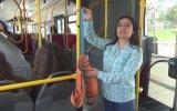 Otobüslerde Ayakta Emniyet Kemeri Projesi  Kütahya