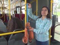 Otobüslerde Ayakta Emniyet Kemeri Projesi - Kütahya
