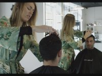 Cristiano Ronaldo Saç Modelinin Yapılışı