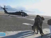 Operasyonda Helikopterle Drift Yapan Türk Pilot