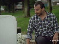 Leyla ile Mecnun - Mezarlık