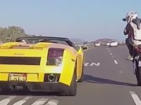 Bugatti Veyron'u Deviren Motorcular