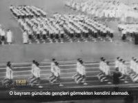 1938 Yılında Atatürk'ün Katıldığı Son 19 Mayıs Kutlaması