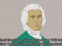 Jean-Jacques Rousseau -  Toplum Sözleşmesi