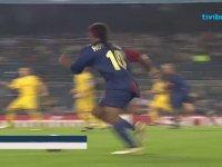Ronaldinho'nun Şampiyonlar Ligi'ndeki Tüm Golleri