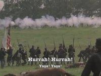 Amerikan İç Savaşı Şarkısı - When Johnny Comes Marching Home (Türkçe Altyazılı)