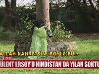 Bülent Ersoy'u Yılanın Sokması - Hindistan