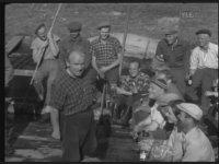 Ievan Polkka -  Lumberjack Band (1952)
