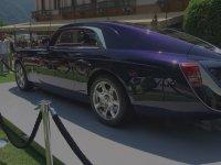 Fantastik Tasarımıyla, Rolls-Royce Sweptail