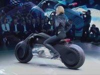 Devrilmeyen Motor - Motorrad Vision Next 100