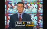 30 Biten Efsane Beşiktaş  Fenerbahçe Maçı 16 Eylül 2000