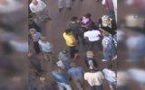 Sokak Ortasında Saç Saça Kadın Kavgası  Zonguldak